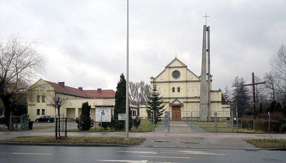 Parafia św. Jana Chrzciciela w Będzinie